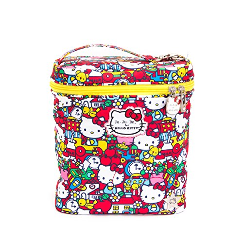 Ju-Ju-Be Fuel Cell Bottle And Lunch-Bag Cooler, Hello Kitty