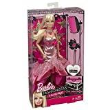 BARBIE FASHIONISTAS IN THE SPOTLIGHT BARBIE DOLL
