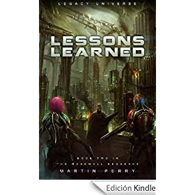 Legacy Universe: Lessons Learned (Book Two in The Rosewell Sequence)