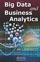 Big Data and Business Analytics Front Cover