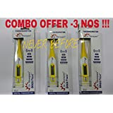 COMBO OFFER - 3 NOS Dr Morepen Digital Thermometer (MT-222)