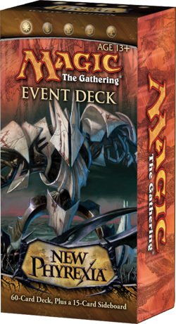 Magic the Gathering - New Phyrexia Event Deck - War of Attrition