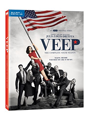 Blu-ray : Veep: The Complete Sixth Season (Ultraviolet Digital Copy, Digitally Mastered in HD, 2 Disc)