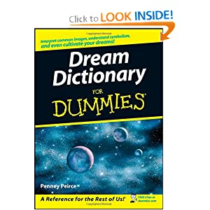 Amazon.com: Dream Dictionary For Dummies (9780470178164): Penney ...