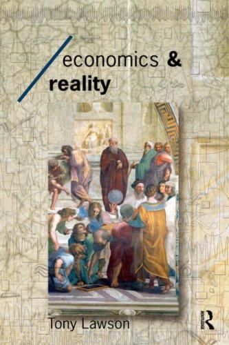 Economics and reality: Economics as social theory