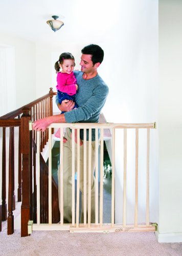 Evenflo, Top of Stairs, Extra Tall Gate, Hardware Mounted