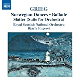 Grieg - Suite, Op 72; Norwegian Dances
