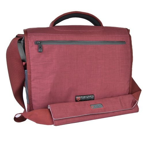 ecbc-poseidon-padded-kodra-13-notebook-laptop-tablet-messenger-carry-case-red