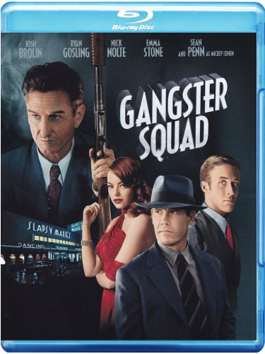 Gangster squad [Blu-ray] [IT Import]