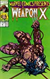 img - for Marvel Comics Presents #75 : Wolverine as Weapon X, Shanna, Meggan, Shadow Cat, & Dr. Doom (Marvel Comics) book / textbook / text book
