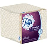 Puffs Ultra Soft & Strong Facial Tissues (Pack of 24) (Packaging May Vary)