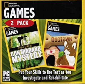 Amazon.com: National Geographic Games: Explorer Contraband