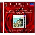 Schubert: Symphonies No.8 & No.9
