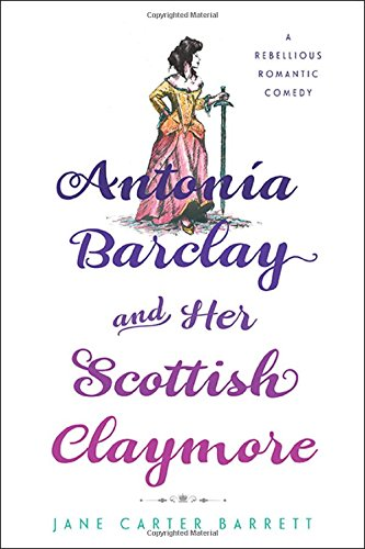 Antonía Barclay and Her Wildly Witty Adventure
