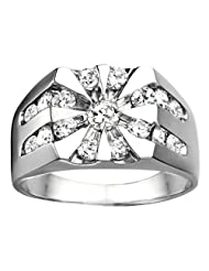 2.98 ct. twt Diamonds G-H I1-I2 Cool Men's Wedding Ring Or Unique Men's Fashion Ring mounted in 10k Yellow gold... sale off 2015