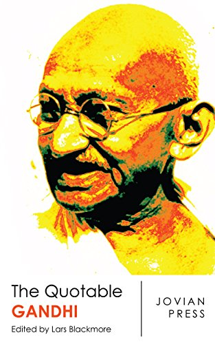 The Quotable Gandhi image