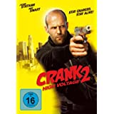 "Crank 2: High Voltage (inkl. Wendecover)von ""Jason Statham"""