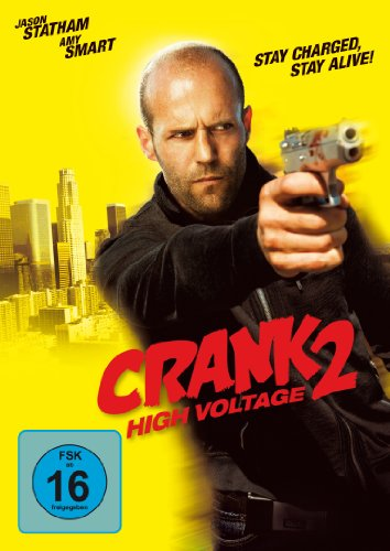 Crank 2: High Voltage (inkl. Wendecover)