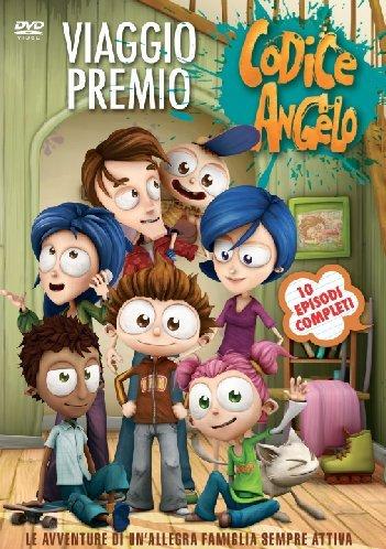 Codice Angelo #01 - Viaggio Premio [Italian Edition]