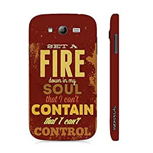 Samsung Galaxy J5 No Fire Brigade designer mobile hard shell case by Enthopia