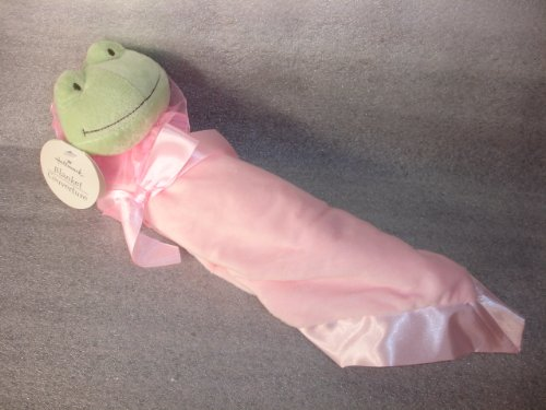 Hallmark Baby Bby4220 Frog Blanket front-48343