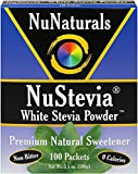 Nunaturals Stevia Powder (1x100PKT )