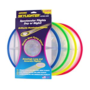 AEROBIE SKYLIGHTER DISC (Colors May Vary)