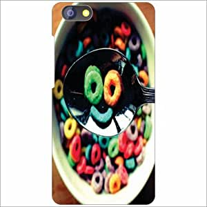 Huawei Honor 4X Back Cover - Smileys All Around Designer Cases