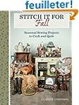 Stitch It for Fall: Seasonal Sewing P...