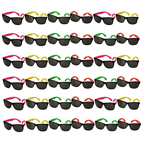 bulk-lot-of-neon-sunglasses-36-pair-by-funny-party-hats