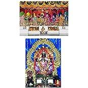 DollsofIndia Radha Krishna & Narasimha Avatar (2 Photographic Print) 7 X 5 In. - B01L42PGB0