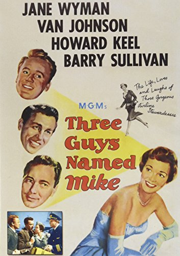 Three Guys Named Mike (DVD)