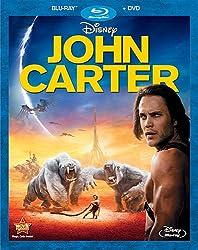 John Carter (Two-Disc Blu-ray/DVD Combo)