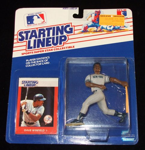 Starting Lineup MLB ~ Dave Winfield 1988