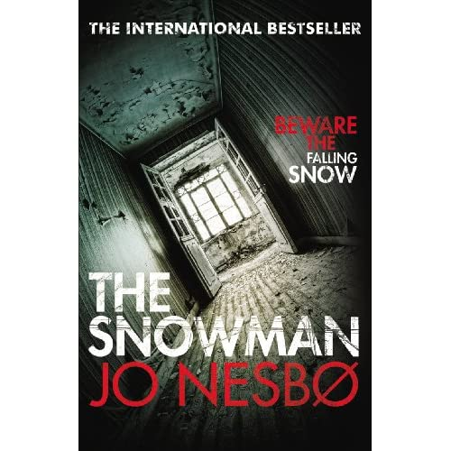 Jo Nebo  - The Snowman cover