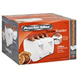 Proctor Silex Toaster, Durable, 4 Slice