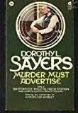 Murder Must Advertise (0380009161) by Sayers, Dorothy