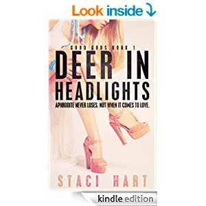 http://www.amazon.com/Deer-Headlights-Good-Gods-Series-ebook/dp/B00BF7CO4W/ref=zg_bs_digital-text_f_17