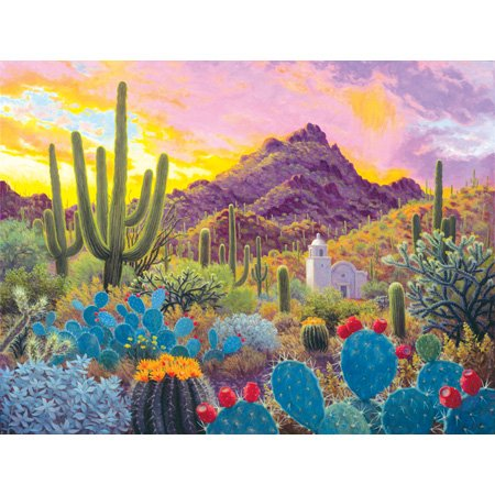 Picture of SunsOut Stephen Morath August Evening 500pc Jigsaw Puzzle (B001YK1RNE) (Jigsaw Puzzles)