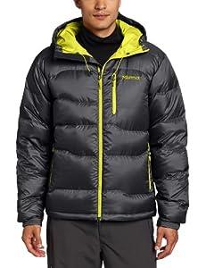 Marmot Men's Ama Dablam Jacket, Dark Granite, X-Large