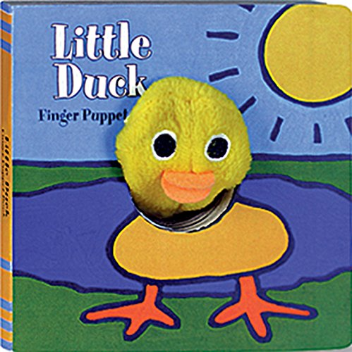 Little Duck: Finger Puppet Book (Little Finger Puppet Board Books) (Bestseller Books For Kids compare prices)