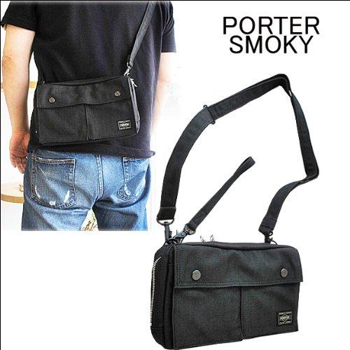 ポーター(porter)・スモーキー・ポーチ&ショルダー