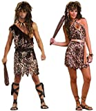Cave Stud & Cave Beauty Adult Standard Couples Costume