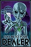 Aquarius Take Me to Your Dealer Poster, 24 by 36-Inch Reviews