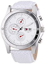 Tommy Hilfiger Sport Ladies Chrono Quartz SS #1780726