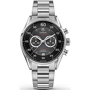 Amazon.com: Tag Heuer Carrera Calibre 36 Mens Watch CAR2B10.BA0799