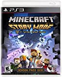 Minecraft Story Mode Season Disc Playstation 3