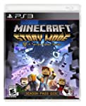Minecraft Story Mode Season Disc Play...