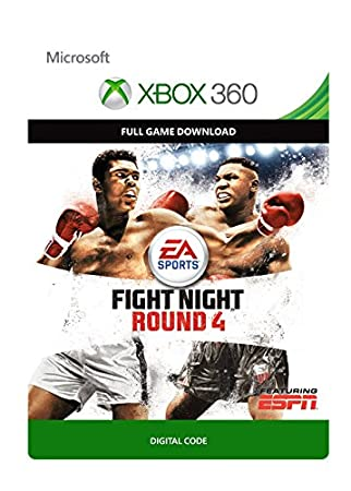 Fight Night Round 4 - Xbox 360 Digital Code