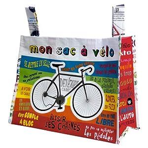 Caroline Lisfranc - Sac à vélo